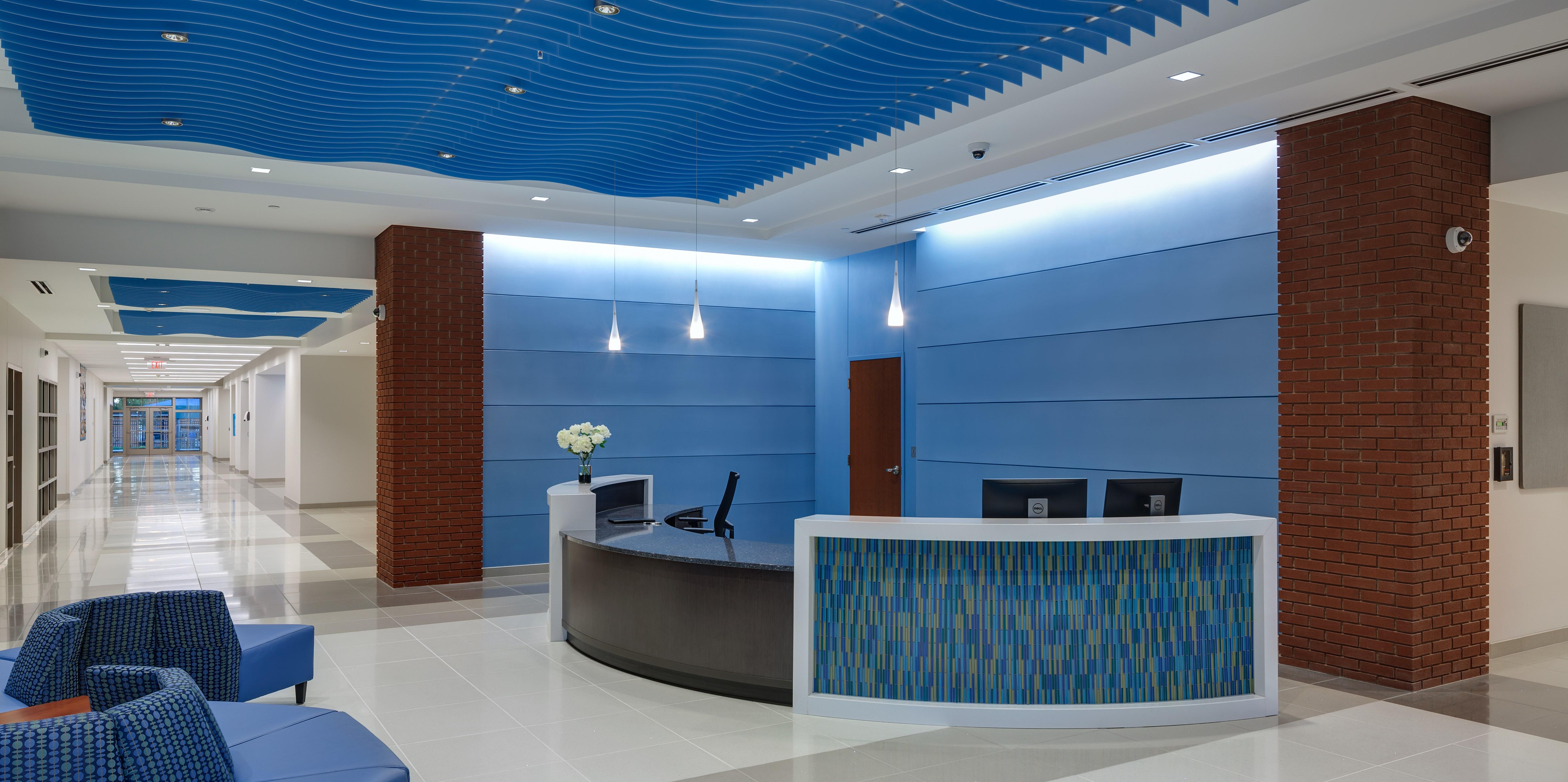 SCEC Lobby